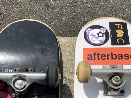 スケボー 大阪のスケートボード 買取