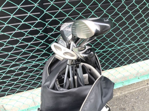 キャディバック 販売のゴルフ用品 販売 東大阪
