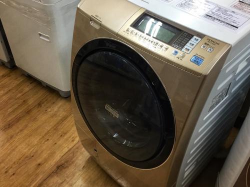 ドラム式洗濯乾燥機  関西