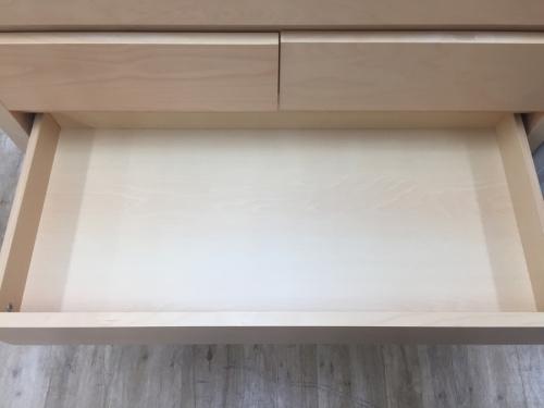 家具 買取 大阪のニトリ チェスト 中古 大阪