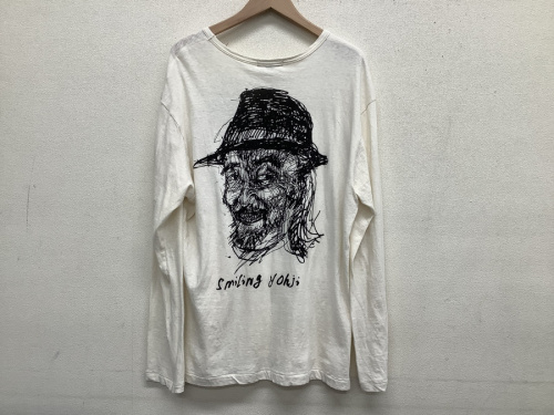 衣類 中古 大阪のYohji Yamamoto pour homme(ヨウジヤマモトプールオム) 販売 大阪 Tシャツ