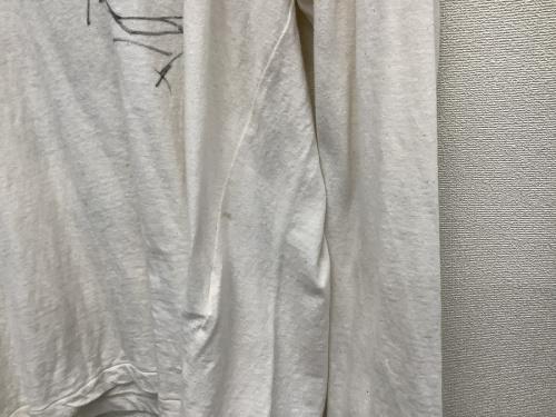 Yohji Yamamoto pour homme(ヨウジヤマモトプールオム) 販売 大阪 Tシャツの関西