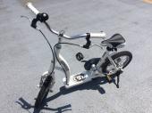 アウトドア スポーツの自転車 キックバイク