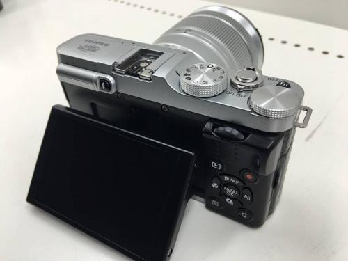 デジタルカメラの一眼カメラ