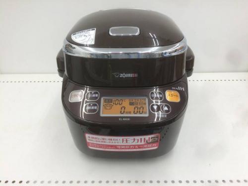調理家電の圧力IHなべ