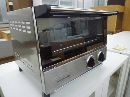 調理家電のオーブントースター