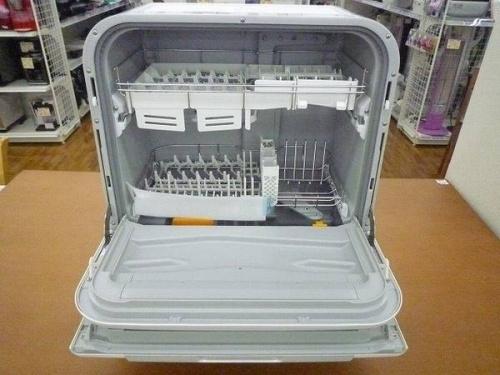 食器洗い乾燥機のキッチン家電