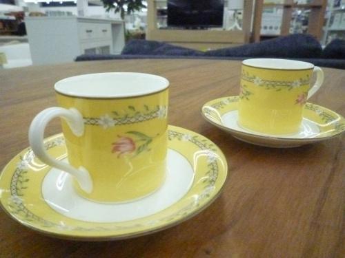 カップ&ソーサーの洋食器
