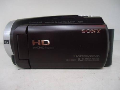 デジタルビデオカメラのSONY
