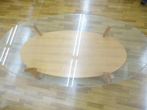 コスガのテーブル