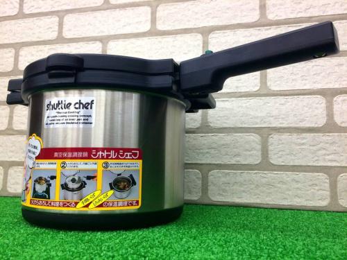 キッチン雑貨 の真空保温調理鍋