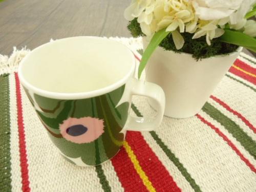 marimekko マリメッコのマグカップ