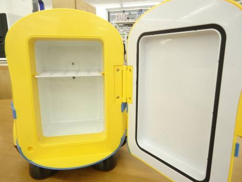 ミニオン ボブのアートオリジナル冷温庫