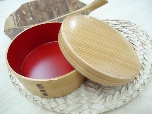 和食器の伝統工芸品 曲げわっぱ