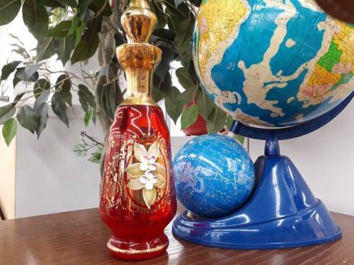 北欧雑貨のベネチアングラス