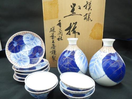 和食器の香蘭社(こうらんしゃ) 現川焼(うつつがわやき) 高台寺窯(こうだいじがま)