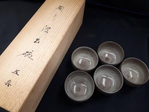 香蘭社(こうらんしゃ) 現川焼(うつつがわやき) 高台寺窯(こうだいじがま)の鎌ヶ谷店 買取