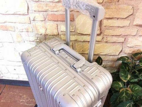 スーツケースの船橋