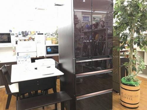 中古冷蔵庫のMITSUBISHI