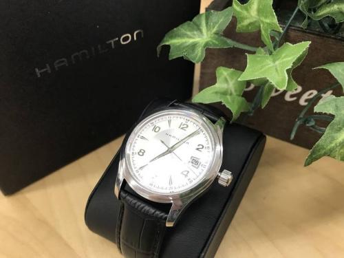 腕時計のHAMILTON(ハミルトン)