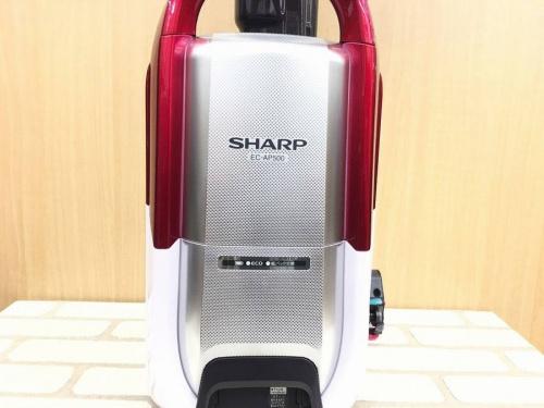 掃除機のSHARP