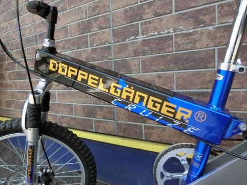 DOPPELGANGER(ドッペルギャンガー)の自転車