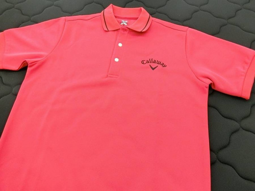 Callaway ゴルフポロシャツのBUBBERRY GOLF(バーバリーゴルフ)