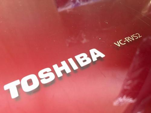 掃除機のTOSHIBA