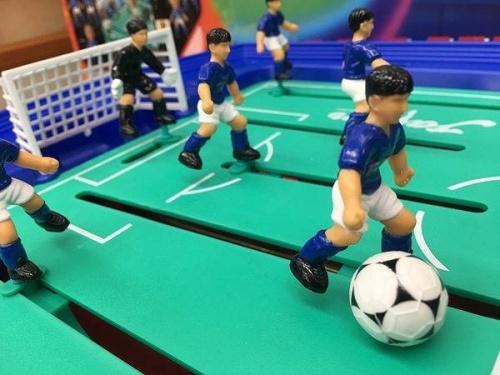 おもちゃのサッカー