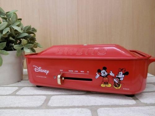 Disneyのホットプレート