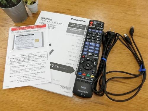 Panasonicの中古家電 鎌ヶ谷