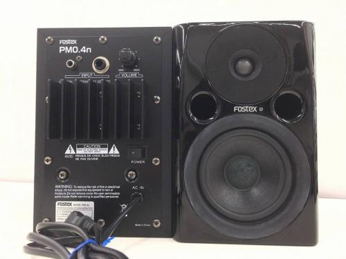 オーディオのFOSTEX