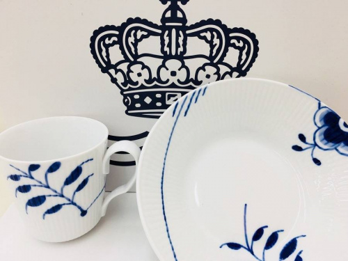 Royal Copenhagenの洋食器