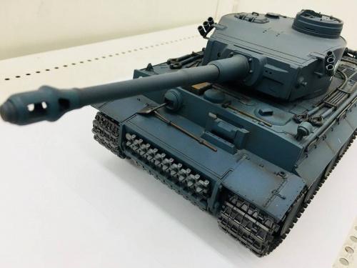 ホビーの戦車