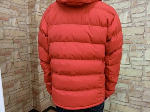ジャケットのモンベル