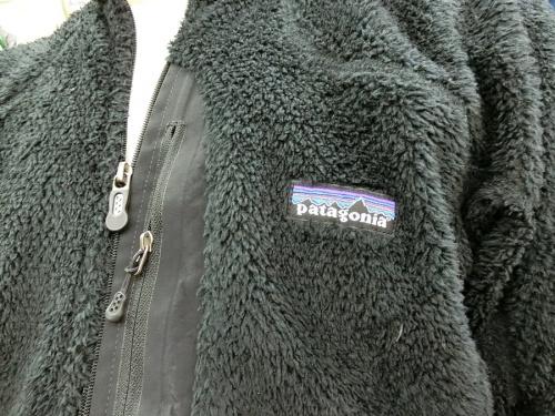 PatagoniaのR2ジャケット