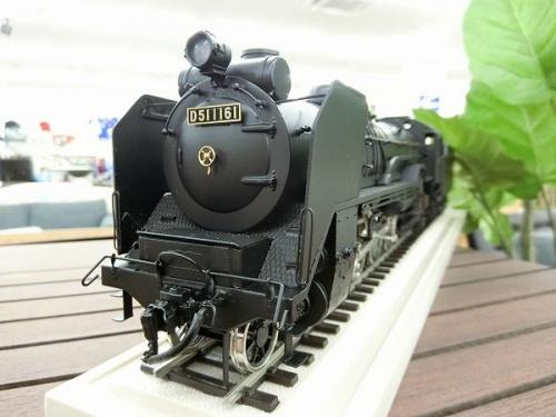 ホビーの鉄道模型