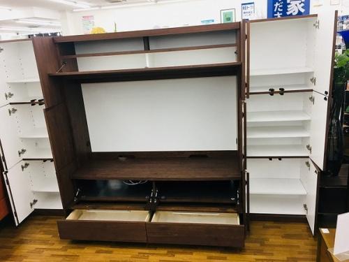 堀田木工のテレビボード