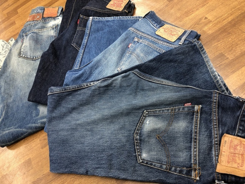 メンズファッションのジーンズ