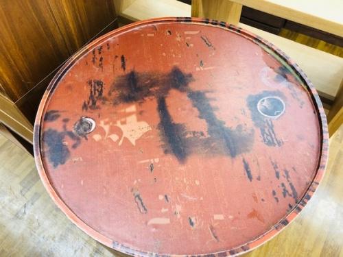 チェストのドラム缶型