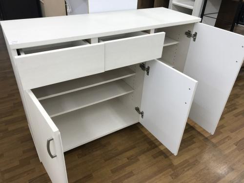 サイドボード キッチンカウンターのニトリ 食器棚