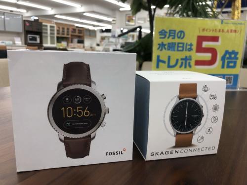 メンズファッションの腕時計 買取