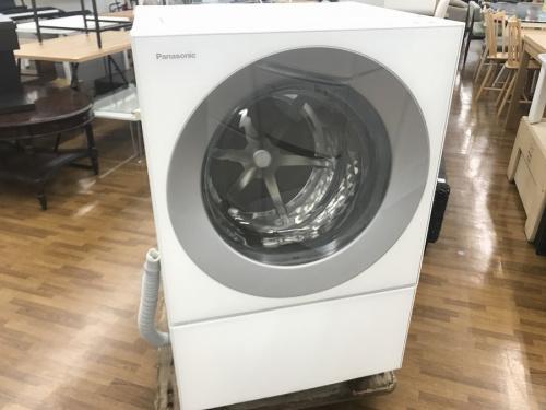 生活家電 中古のドラム式洗濯機 中古