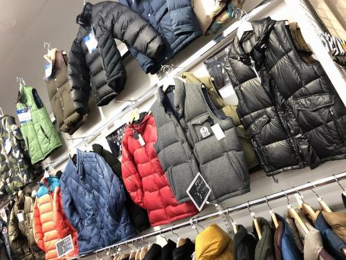 冬物 買取の洋服 買取