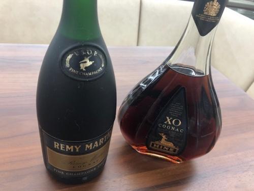 ブランデー のウイスキー