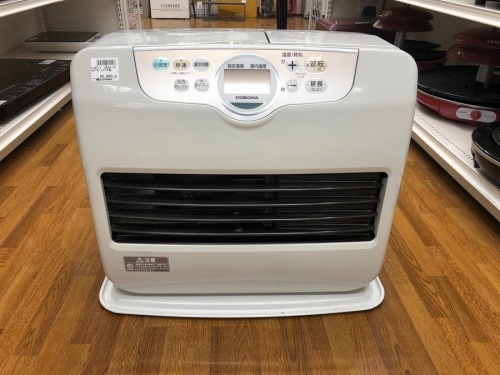 季節家電の燃焼系暖房器具