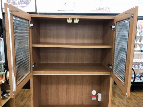 カップボード・食器棚のナチュラル