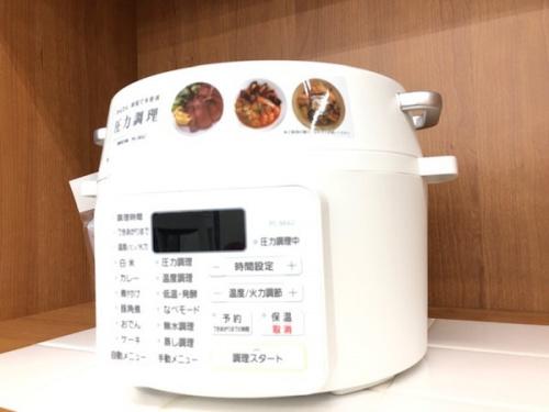 調理家電のPC-MA2 電気圧力鍋
