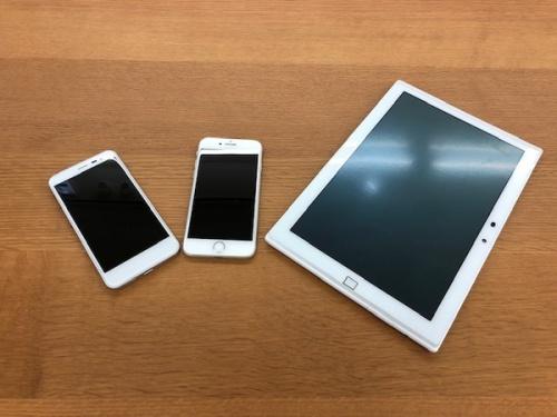 デジタル家電のIPHONE