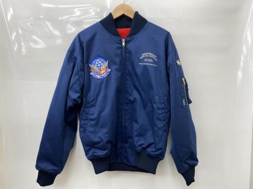 ミリタリー ジャケットの航空自衛隊60周年記念